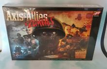axis allies board game axis allies zombies strategy board