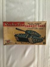 rosko toy x 75 mystery action target tank