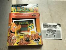 tiger electronics gig wrestling il catch americano in