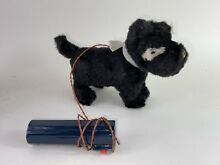 alps battery operated plush black