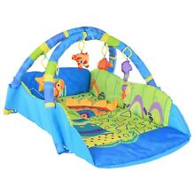 piano baby baby gym play mat lay play 3 in 1