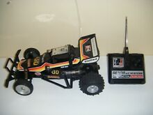 nikko 1986 lobo 49 rc buggy as is for