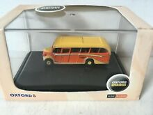 bedford oxford diecast nob006 yelloways ob