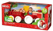 brio my hometown tractor horse anh nger