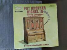 orchestrion seeburg nickelodeons s put another