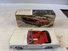 tekno 833 ford mustang white convertible