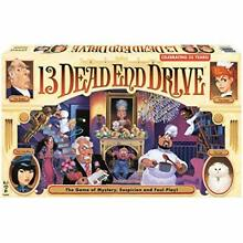 13 dead end drive board game celebrating 25 years