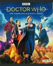 dr who doctor season 11 eleven complete