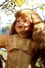 bisque doll doll french doll jumeau 27