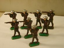 barclay manoil wwi army military lead toy