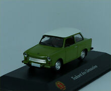 trabant 601 limousine in green ddr auto