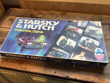 arrow games starsky hutch detective game 1970s