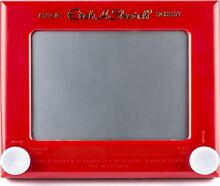 etch a sketch classic red drawing toy magic