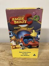 engie benjy make things better vhs video small