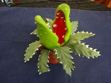 poynter products 1985 venus fly trap coin bank