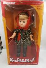 horsman 196o s poor pitiful pearl doll by