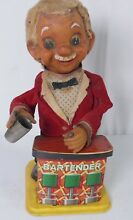 rosko 1960 s battery operated tin litho