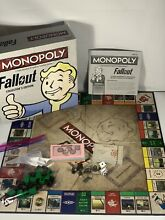 monopoly fallout collector s edition board