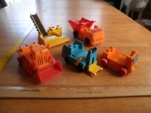 lot of construction vehicles 5