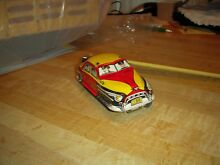 tin litho tin toy car tin friction