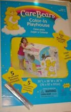 care bears rare color in playhouse childs