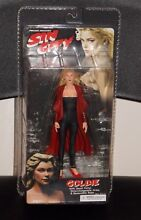 sin city neca 2005 goldie action figure new