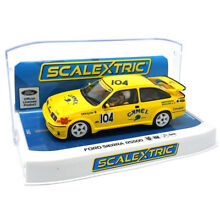 scalextric c4155 ford sierra rs500 came 1st 1