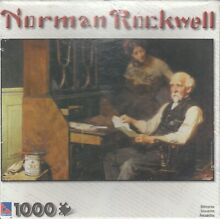 norman rockwell puzzle memories norman rockwell 1000 piece