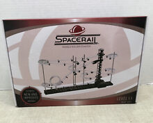 spacerail new level 1 1 marble roller coaster