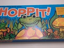 waddingtons hoppit 1975 board game complete