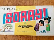 sorry game rare sorry board game by waddington