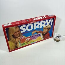 sorry game waddingtons 1994 sorry board game