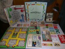 board game clue wood monopoly sorry