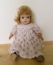 horsman 1940 s gold medal baby doll 16 t