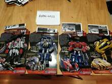 transformers generations war for cybertron lot