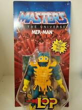 masters of the universe masters universe origins mer man
