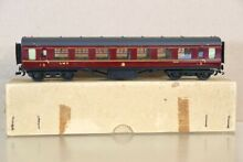 exley lms maroon 3rd class open coach