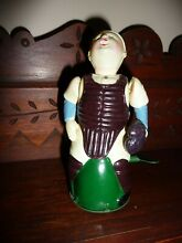 occupied japan celluloid wind up toy new york