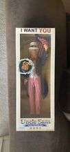 uncle sam collectable doll