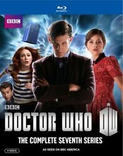 dr who doctor who complete seventh series