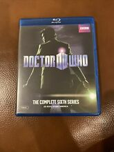 dr who doctor who complete sixth series