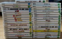 nintendo wii games preowned assorted