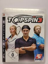 spin top top spin 3 sony playstation 3 ps3