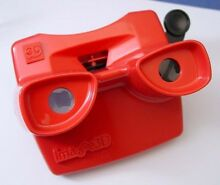 view master viewer by image 3d red
