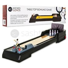 bowling game tabletop for kids adults family fun
