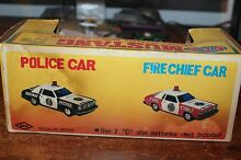 daishin battery operated mustang police or