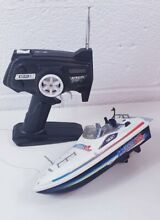 rc boat nikko water star toy collectable
