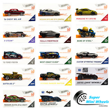 hot wheels id cars 2021 new your choice update