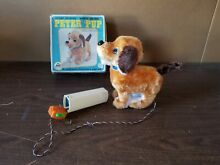 alps battery operated peter pup dog toy