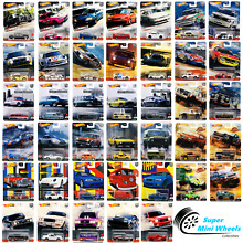 hot wheels premium car culture 1 64 you choose